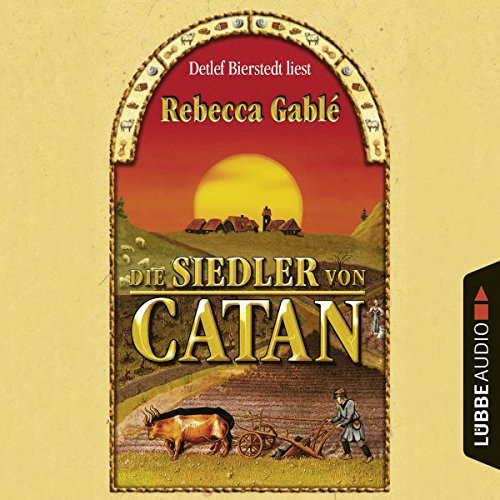 Die Siedler von Catan audiobook cover art