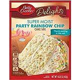 Betty Crocker Rainbow Cake Mix 432g pack of 1