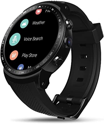 Lamptti Zeblaze Thor PRO 3G GPS Bluetooth Calling Smartwatch 1.53inch Android 5.1 MTK6580 1.0GHz