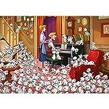 ZXXCV Rompecabezas Adultos 1000 piezasDálmatasRompecabezas clásico de Madera DIY Set Juguete Regalo 3D Super difícil Rompecabezas Regalo de cumpleaños decoración del hogar