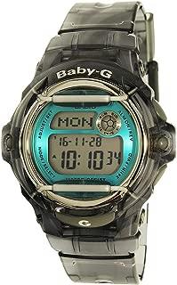 Casio Baby G Women BG169R-8B Year-Round Digital Automatic Blue Watch