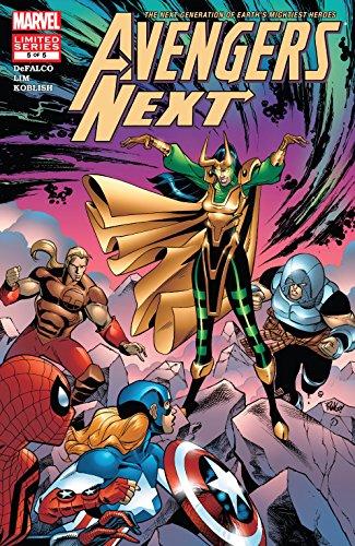 Avengers Next (2006) #5 (English Edition) eBook: Lim, Ron ...