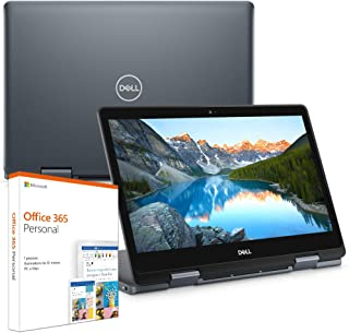 "Notebook 2 em 1 Dell Inspiron i14-5481-M11F 8ª Geração Intel Core i3 4GB 128GB SSD 14"" Touch Windows 10 Office 365 McAfee"