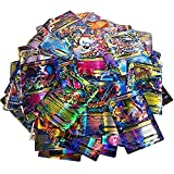 ZUJIFA Conjunto de 120 Tarjetas Pokémon, Mezclar...