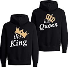 He/'s Mine /& She/'s Mine Hoodie Pullover Partner Look 2 Stück XS 5XL King Queen