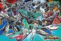 96ピース 子供向けパズル 新幹線変形ロボ シンカリオン 決戦!シンカリオン【こどもジグソーパズル】