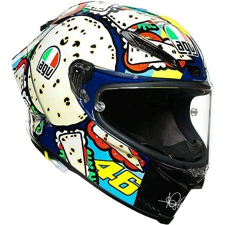 Agv Race Helm Pista Gp Rr Menü Misano Vr46 Motorradhelm Integralhelm Carbon Ms Auto