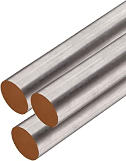 1-9//16 inch x 36 inches 303 Stainless Steel Round Rod 1.562