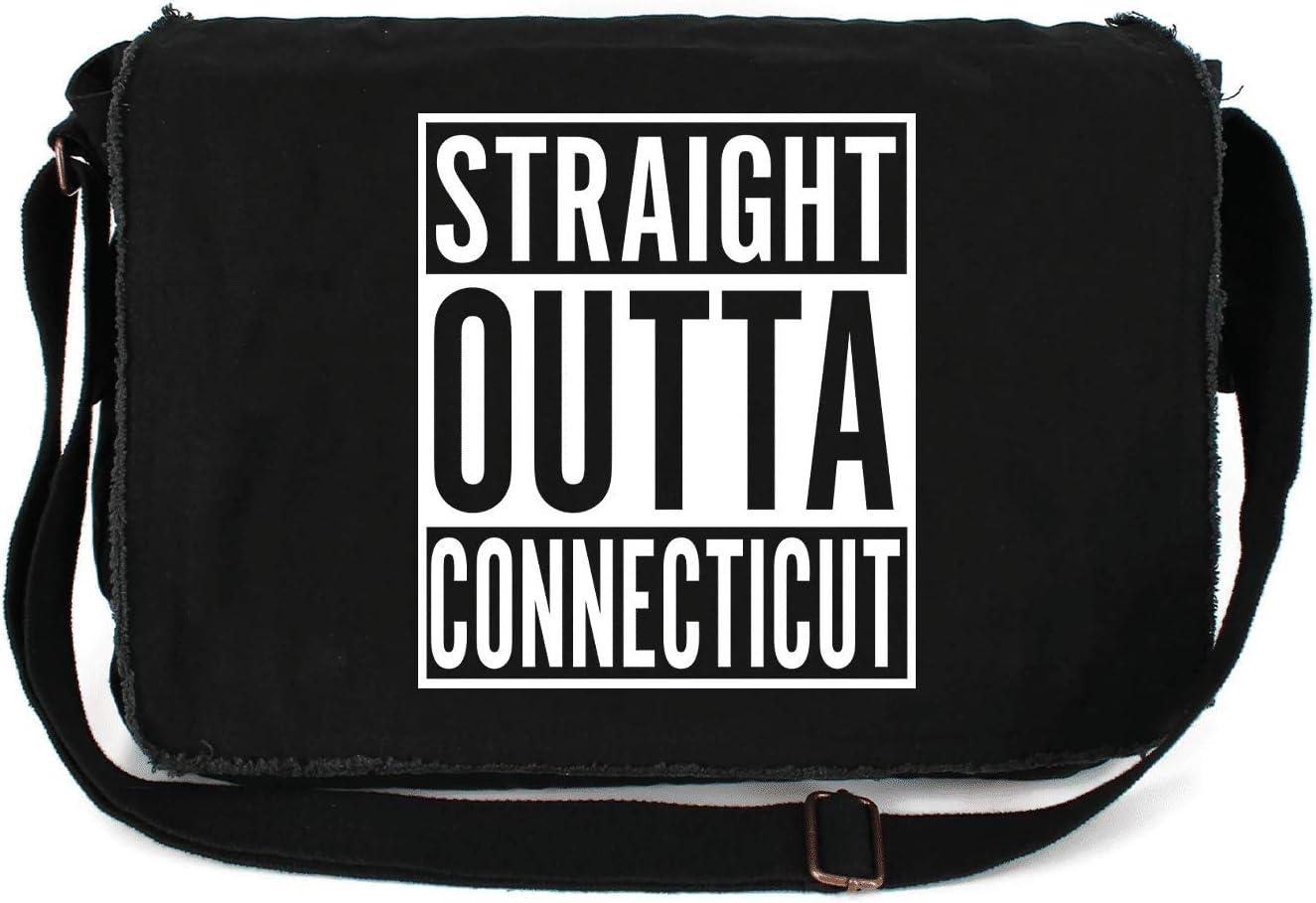 HARD EDGE DESIGN Straight New Daily bargain sale life Outta E Printed Custom Raw Connecticut