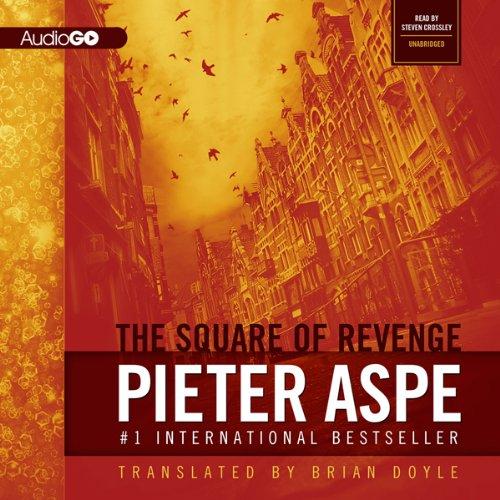 The Square of Revenge audiobook cover art