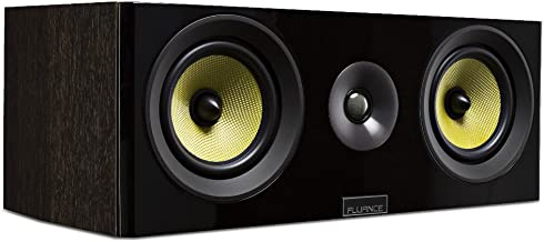 Fluance Signature HiFi 2-Way Center Channel Speaker for Home Theater (HFCW)