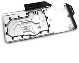EKWB EK-Vector FTW3 RTX 2080 Ti GPU Water Block, RGB, Nickel/Plexi