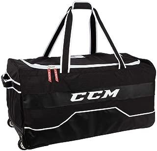 ccm wheeled hockey bag