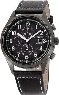 Citizen Eco-Drive Movement Grey Dial Men's Watch CA0627-09H