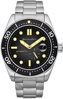 SPINNAKER Croft Reloj de Hombre automático 43mm Correa de Acero SP-5058-22
