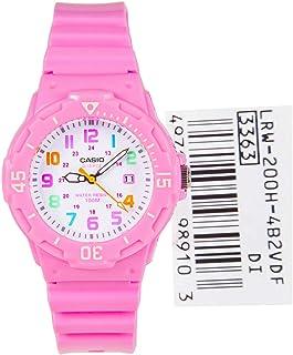 Casio Set of 2 Women's Watches (LRW200H-7BVDF - LRW200H-4B2VDF)