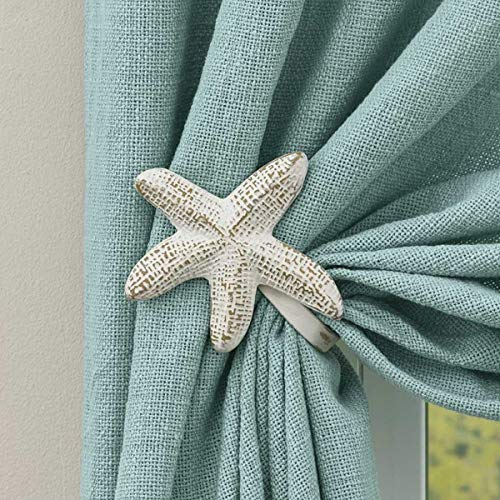 Park Designs Starfish Curtain Tie Backs