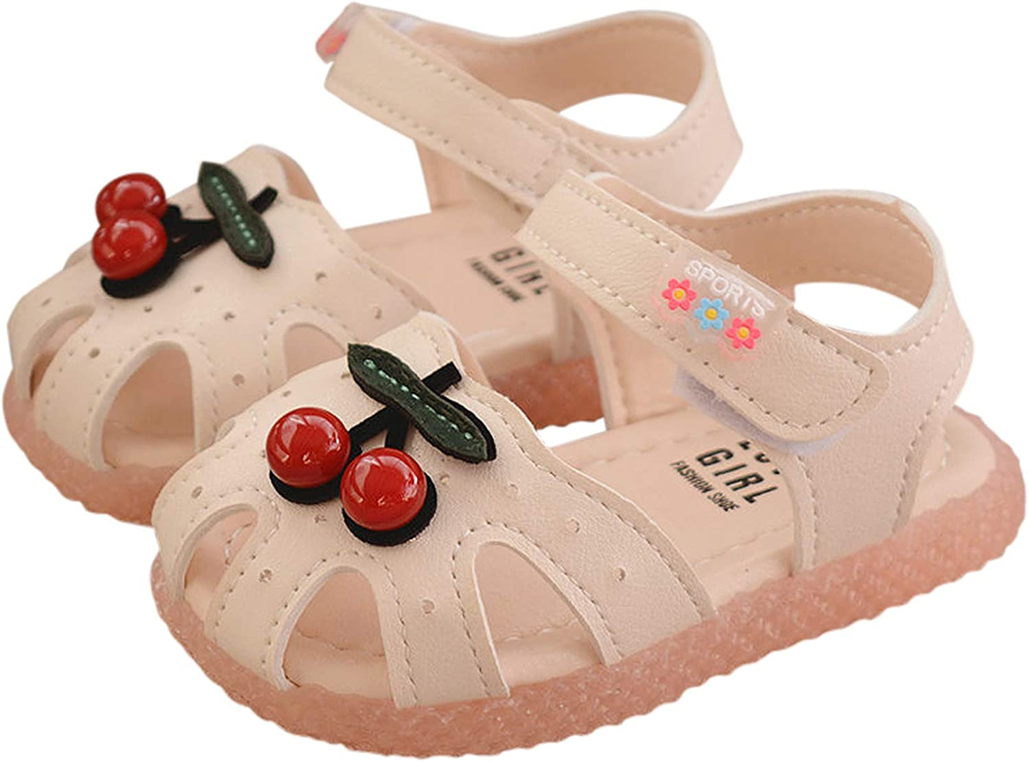 Durio Colorado Springs Mall Max 90% OFF Baby Sandals Cute for Shoes Girls Summer