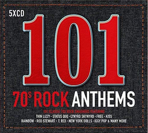 101 70s Rock Anthems