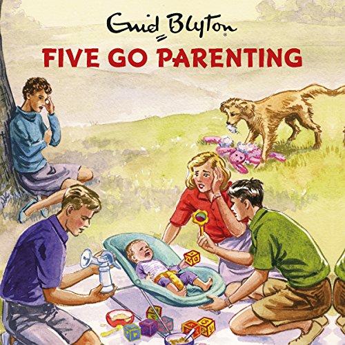 Five Go Parenting audiobook cover art