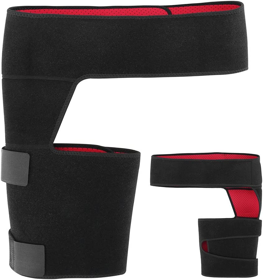 Adjustable Safety and trust Groin Support Protector Anti Compression In stock T Sport Slip