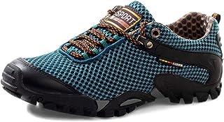 メンズ 大きいサイズ 防滑 登山靴 アウトドアハイキング トレイルランニングシューズ