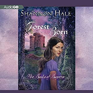 Forest Born audiobook cover art