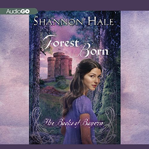 Forest Born Audiobook By Shannon Hale cover art