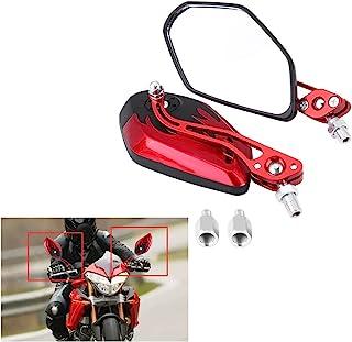 Suchergebnis Auf Für Spiegel Rot Rahmen Anbauteile Motorräder Ersatzteile Zubehör Auto Motorrad