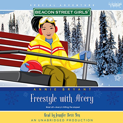 Freestyle with Avery audiobook cover art