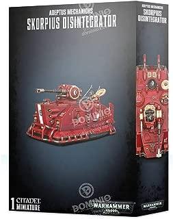 Warhammer 40K: Adeptus Mechanics Skorpius Disintegrator