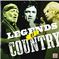 "Various - Legends of Country ""Always on My Mind"" (1 CD)"