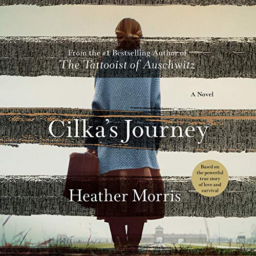Cilka's Journey audiobook cover art