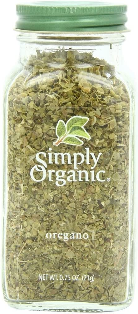 Simply Organic Oregano Ranking Rare TOP1 Leaf Sifted Cut Certified .75-