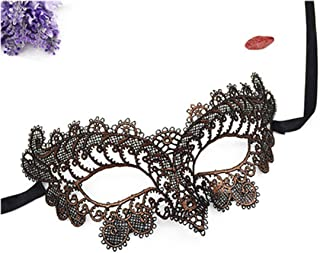 Girls Women Sexy Ball Lace Mask Masquerade Dancing Party Eye Mask Cat Dress Costume Party