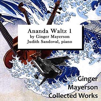 Ananda Waltz 1 (feat. Judith Sandoval)