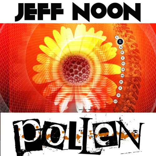 Pollen audiobook cover art