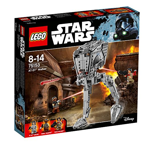 LEGO Star Wars 75153 - AT-ST Walker Spielzeug
