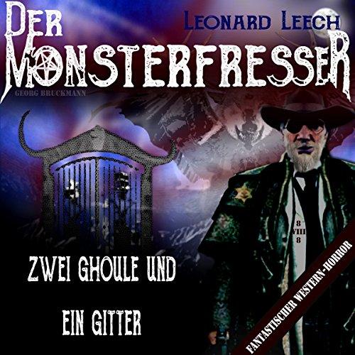 Zwei Ghoule und ein Gitter audiobook cover art