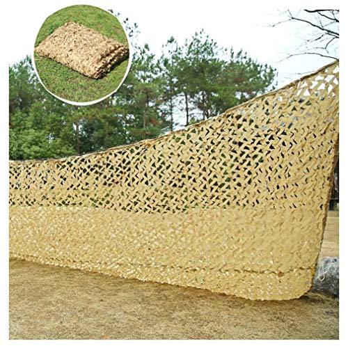 Qjifangzyp Camouflage Net 3x4m Beschermend Net Camouflage Tent Schaduw Netto Tarpaulin Canopy Terras Zonwering Tuin Cover Schaduw Regendichte UV Jacht Verborgen Paviljoen Carport 4x6m Camo Netting