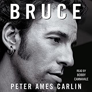 Bruce                   By:                                                                                                                                 Peter A. Carlin                               Narrated by:                                                                                                                                 Bobby Cannavale                      Length: 17 hrs and 56 mins     232 ratings     Overall 4.3