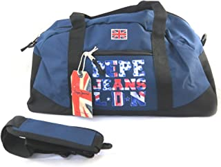 Bolso de Viaje Pepe Jeans Split 50x27x27 cms Azul