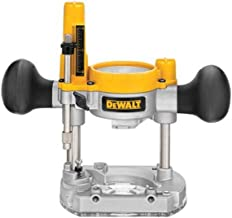 DEWALT Base de mergulho para roteador compacto (DNP612)