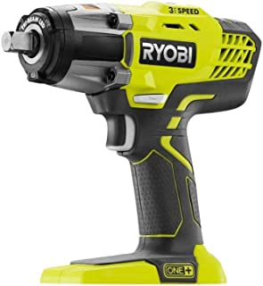 ryobi battery powered impact wrench