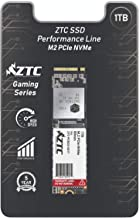 ZTC 1TB M.2 NVMe PCIe 80mm SSD Astounding Performance and High-Endurance Great Upgrade for Gaming Model ZTC-PCIEG3-001T