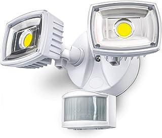 Home Zone Security Motion Sensor Light – Outdoor Weatherproof Ultra Bright 5000K..