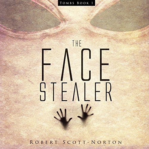 The Face Stealer audiobook cover art