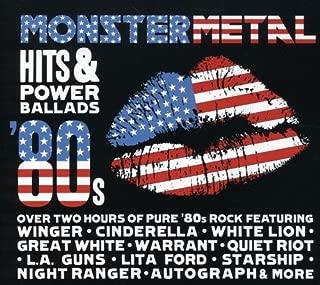Monster Metal Hits & Power Ballads / Various