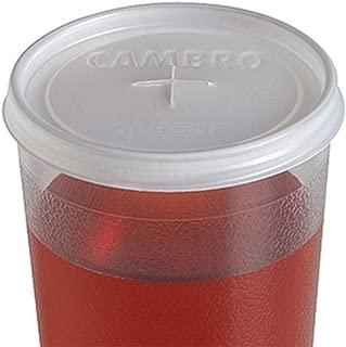 Cambro CL950P190 Colorware Tumbler #950P2 Disposable Lid - 1000 / CS