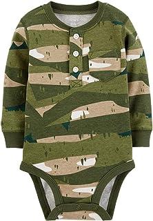 Baby Boys' Long Sleeve Collectible Bodysuits